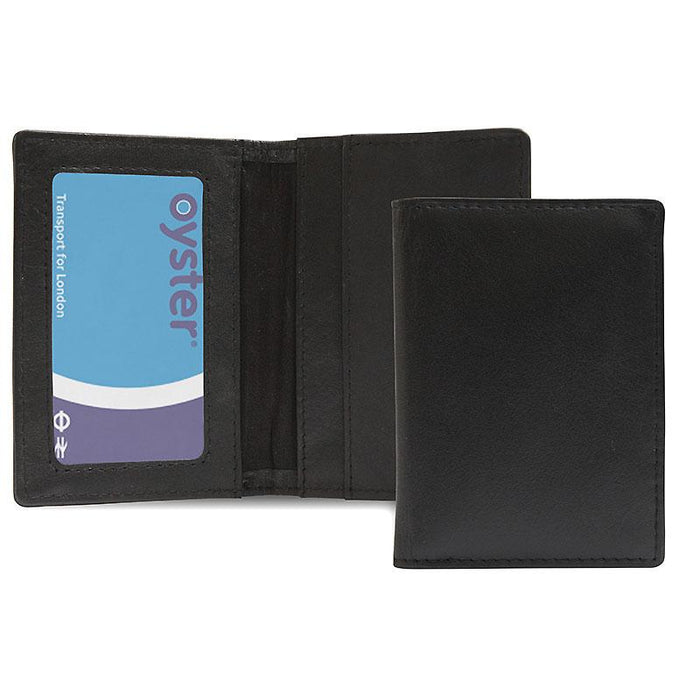 Leather Credit Card Case RFID Protection