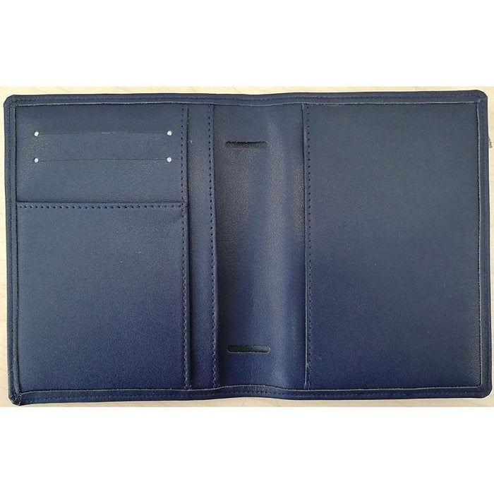 Granchester RFID Leather Passport Holder