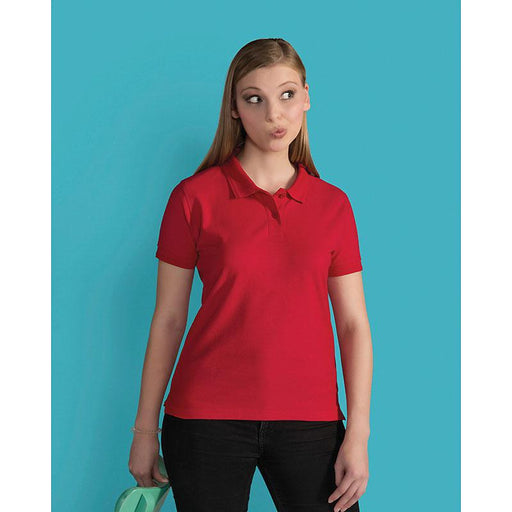 SG Ladies Poly/Cotton Polo Shirt