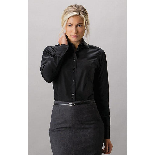 Ladies Long Sleeve Business Shirt