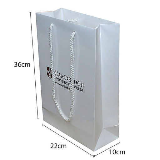 Gloss or Matt Laminated Rope Handle Bags 22x36x10cm (1000 Bags)