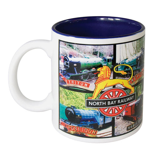 Durham Duo Sublimation Mug