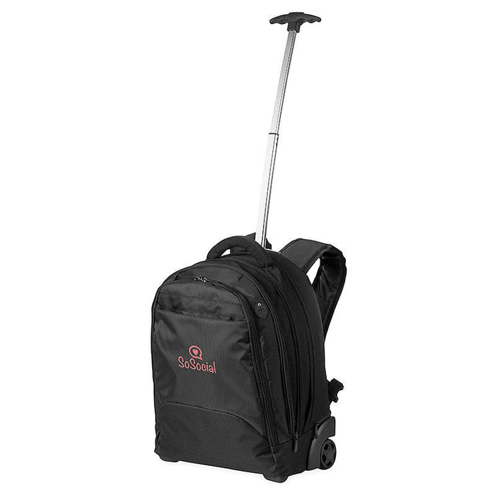 Lyns Laptop Trolley Backpack