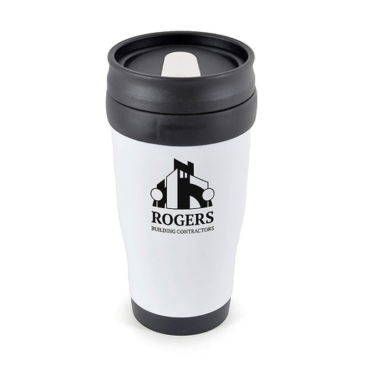 Polo Tumbler Travel Mugs 400ml