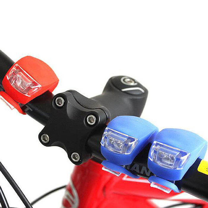 Branded Silicone Bicycle Light