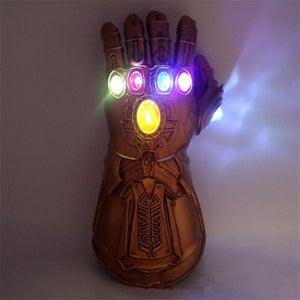 Thanos Infinity Gauntlet Avengers Infinity War LED Gloves