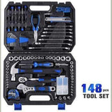 210 Pcs Household Tool Set | 148PCS - Texuh Port. The Business, Brand & Influencer Store. FREE SHIPPING ON ALL ORDERS. Influencer Marketing, Influencer Tools, Business Tools, Business Marketing, Content Creator.