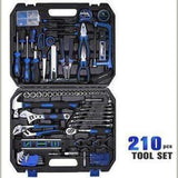 210 Pcs Household Tool Set | 210PCS - Texuh Port. The Business, Brand & Influencer Store. FREE SHIPPING ON ALL ORDERS. Influencer Marketing, Influencer Tools, Business Tools, Business Marketing, Content Creator.