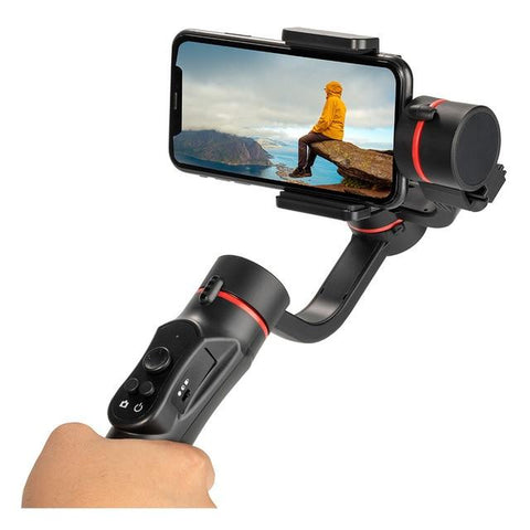 3-Axis Handheld Smartphone Gimbal | Handheld Only - Texuh Port. The Business, Brand & Influencer Store. FREE SHIPPING ON ALL ORDERS. Influencer Marketing, Influencer Tools, Business Tools, Business Marketing, Content Creator.