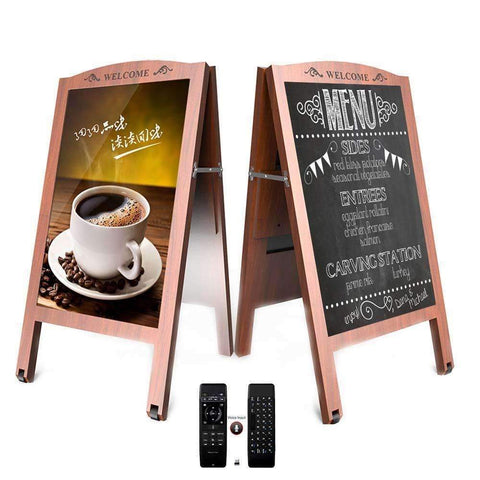 32-Inch Digital KIOSK signage for Businesses |by Texuh Port | from 1100.00 | Title   | Lighting, Monitors and Screens, Wireless |  |