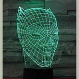 3D LED Black Panther Night Light | Black Panther 1 / 7 Colors Change - Texuh Port. The Business, Brand & Influencer Store. FREE SHIPPING ON ALL ORDERS. Influencer Marketing, Influencer Tools, Business Tools, Business Marketing, Content Creator.