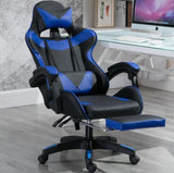 Ergonomic Swivel Chair | Blue / Yes - Texuh Port. The Business, Brand & Influencer Store. FREE SHIPPING ON ALL ORDERS. Influencer Marketing, Influencer Tools, Business Tools, Business Marketing, Content Creator.