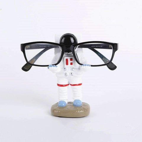 Astronaut Glasses & Pen Holder |by Texuh Port | from 45.00 | Option   | Item Holders | Home & Garden |