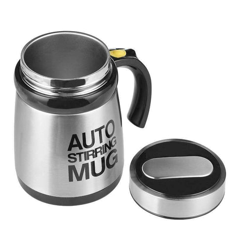 Auto-Stirring Mug |by Texuh Port | from 27.00 | Title   | Eco-Friendly, Kitchenware |  |