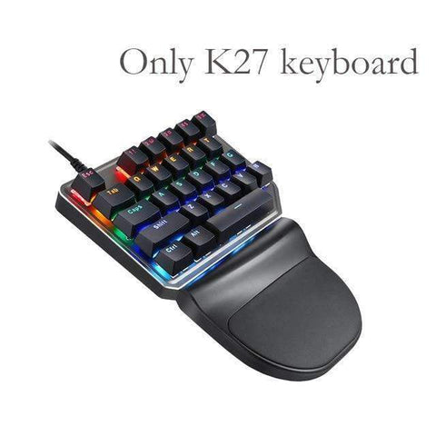 Backlit Single-Hand Gaming Kit | Keyboard Only - Texuh Port. The Business, Brand & Influencer Store. FREE SHIPPING ON ALL ORDERS. Influencer Marketing, Influencer Tools, Business Tools, Business Marketing, Content Creator.