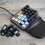 Backlit Single-Hand Gaming Kit |by Texuh Port | from 37.40 | Color   | Gaming Keyboard, Gaming Mouse |  |