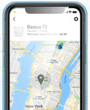 Baseus Smart Wireless Tracker | - Texuh Port. The Business, Brand & Influencer Store. FREE SHIPPING ON ALL ORDERS. Influencer Marketing, Influencer Tools, Business Tools, Business Marketing, Content Creator.