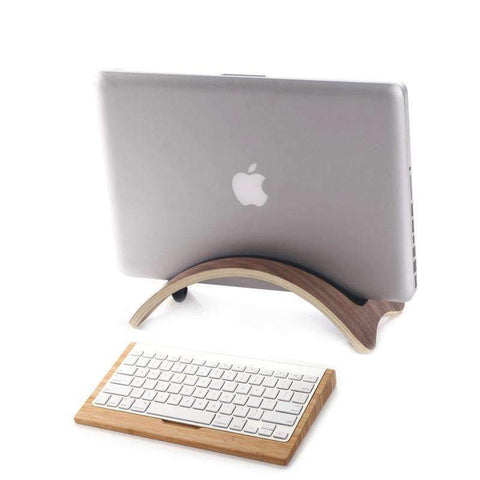 Bent Wood Macbook Holder |by Texuh Port | from 99.99 | Option   | Cleanliness & Organization, Furniture, Item Holders |  |