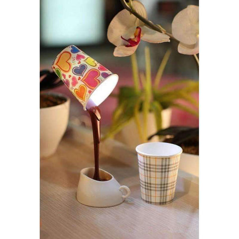 Coffee Cup LED Light | - Texuh Port. The Business, Brand & Influencer Store. FREE SHIPPING ON ALL ORDERS. Influencer Marketing, Influencer Tools, Business Tools, Business Marketing, Content Creator.