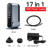 Data and Power USB Hub | China / 17in1 with Socket - Texuh Port. The Business, Brand & Influencer Store. FREE SHIPPING ON ALL ORDERS. Influencer Marketing, Influencer Tools, Business Tools, Business Marketing, Content Creator.