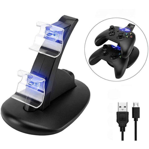 Dual Xbox One Controller Charger | - Texuh Port. The Business, Brand & Influencer Store. FREE SHIPPING ON ALL ORDERS. Influencer Marketing, Influencer Tools, Business Tools, Business Marketing, Content Creator.