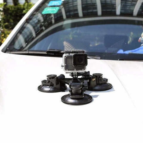 GoPro Car Window Suction Cup |by Texuh Port | from 24.99 | Color   | Item Holders | Audio & Video |