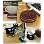 Hot Cookie Warming Drink Coaster |by Texuh Port | from 39.99 | Title   | Winter | Novelty |