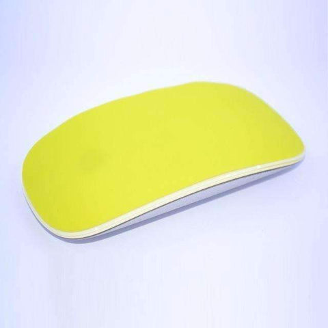 iMac Magic Mouse Skin | Yellow - Texuh Port. The Business, Brand & Influencer Store. FREE SHIPPING ON ALL ORDERS. Influencer Marketing, Influencer Tools, Business Tools, Business Marketing, Content Creator.