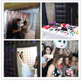 Inflatable LED Photo Booth |by Texuh Port | from 593.36 | Color   |  |  |