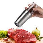 LED Electric Pepper Grinder | - Texuh Port. The Business, Brand & Influencer Store. FREE SHIPPING ON ALL ORDERS. Influencer Marketing, Influencer Tools, Business Tools, Business Marketing, Content Creator.