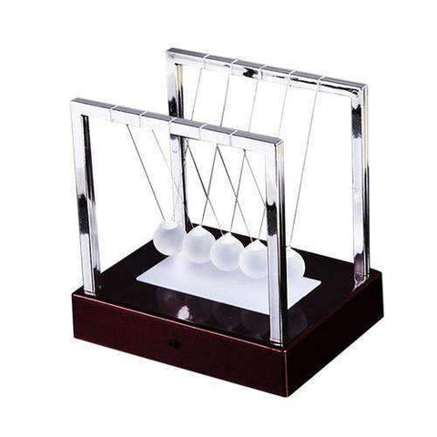 LED Newtons Cradle | OneSize / White - Texuh Port. The Business, Brand & Influencer Store. FREE SHIPPING ON ALL ORDERS. Influencer Marketing, Influencer Tools, Business Tools, Business Marketing, Content Creator.