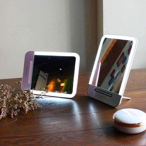 Makeup Beauty LED Mirror |by Texuh Port | from 69.99 | Title   | Health & Wellness, Lighting | Gifts |