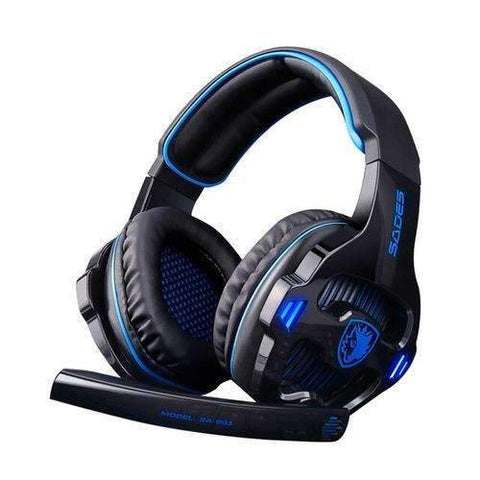 Noise-Cancelling Professional Gaming Headset |by Texuh Port | from 88.95 | Color   | Headphones, Microphone | Tech Accessories |
