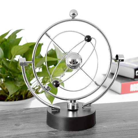 Orbital Perpetual Motion Gadget | - Texuh Port. The Business, Brand & Influencer Store. FREE SHIPPING ON ALL ORDERS. Influencer Marketing, Influencer Tools, Business Tools, Business Marketing, Content Creator.