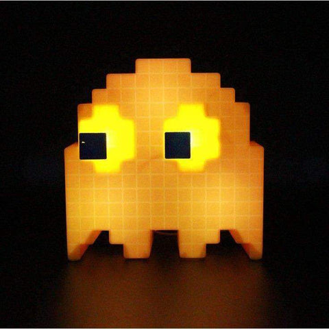 Pacman Ghost Light | - Texuh Port. The Business, Brand & Influencer Store. FREE SHIPPING ON ALL ORDERS. Influencer Marketing, Influencer Tools, Business Tools, Business Marketing, Content Creator.
