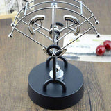 Perpetual Motion Desk Topper | Black - Texuh Port. The Business, Brand & Influencer Store. FREE SHIPPING ON ALL ORDERS. Influencer Marketing, Influencer Tools, Business Tools, Business Marketing, Content Creator.