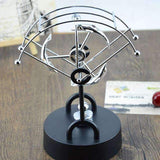 Perpetual Motion Desk Topper | Yellow - Texuh Port. The Business, Brand & Influencer Store. FREE SHIPPING ON ALL ORDERS. Influencer Marketing, Influencer Tools, Business Tools, Business Marketing, Content Creator.