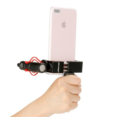 Phone Video Vlogging Kit |by Texuh Port | from 34.99 | Color   | Item Holders, Microphone | Audio & Video |