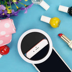 Portable Selfie Ring Light | Battery Powered / Black - Texuh Port. The Business, Brand & Influencer Store. FREE SHIPPING ON ALL ORDERS. Influencer Marketing, Influencer Tools, Business Tools, Business Marketing, Content Creator.