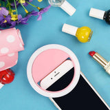 Portable Selfie Ring Light | Battery Powered / Pink - Texuh Port. The Business, Brand & Influencer Store. FREE SHIPPING ON ALL ORDERS. Influencer Marketing, Influencer Tools, Business Tools, Business Marketing, Content Creator.
