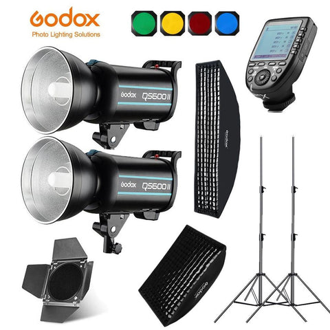 Professional Studio Flash Lighting Kit |by Texuh Port | from 1775.81 | Title   | Lighting |  |