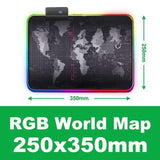 RGB Backlit Desk Mat | World Map 25x30 - Texuh Port. The Business, Brand & Influencer Store. FREE SHIPPING ON ALL ORDERS. Influencer Marketing, Influencer Tools, Business Tools, Business Marketing, Content Creator.
