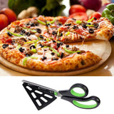 Scissor Pizza Cutter | - Texuh Port. The Business, Brand & Influencer Store. FREE SHIPPING ON ALL ORDERS. Influencer Marketing, Influencer Tools, Business Tools, Business Marketing, Content Creator.