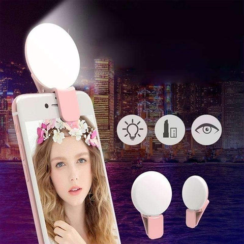 Selfie Ring Light | - Texuh Port. The Business, Brand & Influencer Store. FREE SHIPPING ON ALL ORDERS. Influencer Marketing, Influencer Tools, Business Tools, Business Marketing, Content Creator.
