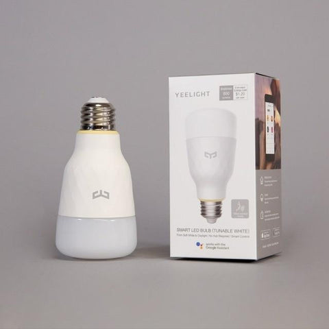 Smart LED Yeelight | Warm and Cold White - Texuh Port. The Business, Brand & Influencer Store. FREE SHIPPING ON ALL ORDERS. Influencer Marketing, Influencer Tools, Business Tools, Business Marketing, Content Creator.