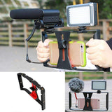 Smartphone Stabilizing Rig | - Texuh Port. The Business, Brand & Influencer Store. FREE SHIPPING ON ALL ORDERS. Influencer Marketing, Influencer Tools, Business Tools, Business Marketing, Content Creator.