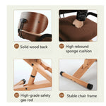 Solid Wood Posture Correcting Chair | - Texuh Port. The Business, Brand & Influencer Store. FREE SHIPPING ON ALL ORDERS. Influencer Marketing, Influencer Tools, Business Tools, Business Marketing, Content Creator.