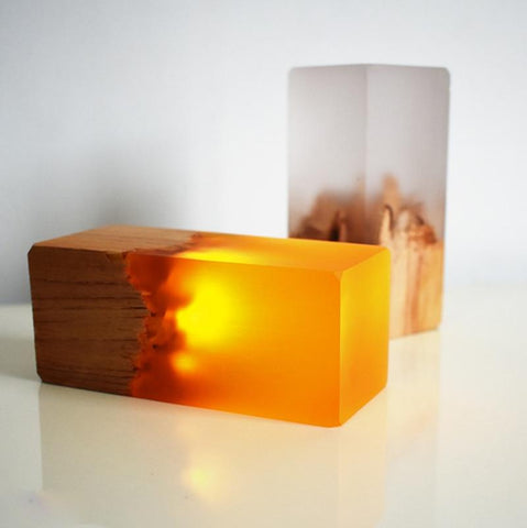 Solid Wood Resin Shade Nightlight | - Texuh Port. The Business, Brand & Influencer Store. FREE SHIPPING ON ALL ORDERS. Influencer Marketing, Influencer Tools, Business Tools, Business Marketing, Content Creator.
