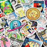Variety Pack Rick and Morty Stickers | - Texuh Port. The Business, Brand & Influencer Store. FREE SHIPPING ON ALL ORDERS. Influencer Marketing, Influencer Tools, Business Tools, Business Marketing, Content Creator.