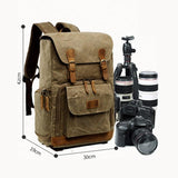 Waterproof Canvas Camera Backpack | - Texuh Port. The Business, Brand & Influencer Store. FREE SHIPPING ON ALL ORDERS. Influencer Marketing, Influencer Tools, Business Tools, Business Marketing, Content Creator.